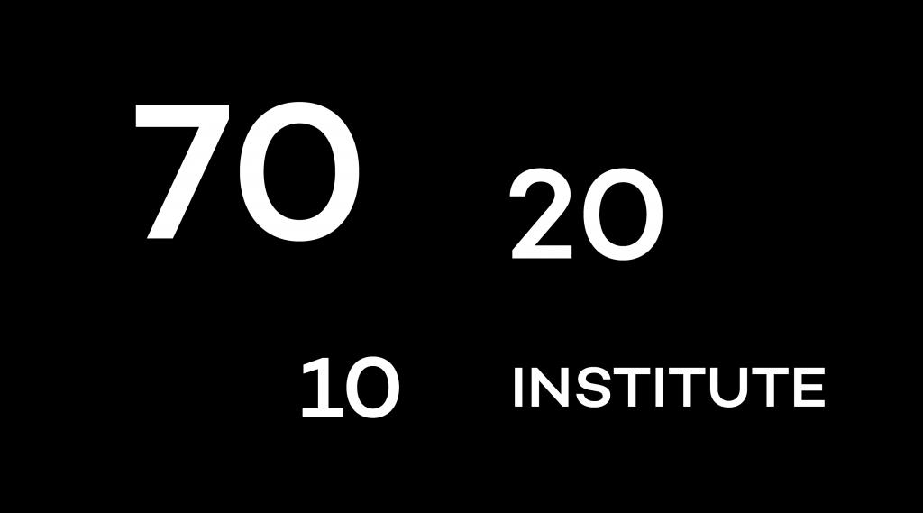 70:20:10 Institute